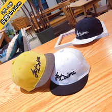 2 to 9 years old new childrens hats with han edition of cuhk TongPing along the baby hip-hop baseball cap  kids XA 270