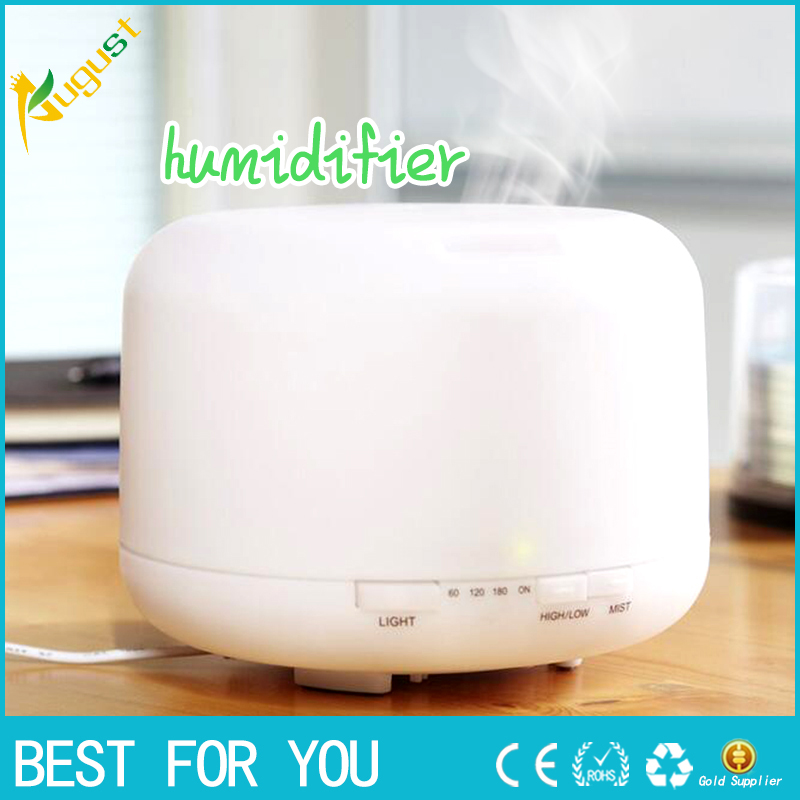 1pc muji ultrasonic aromatherapy machine aroma diffuser ultrasonic humidifier air purifier light. Black Bedroom Furniture Sets. Home Design Ideas