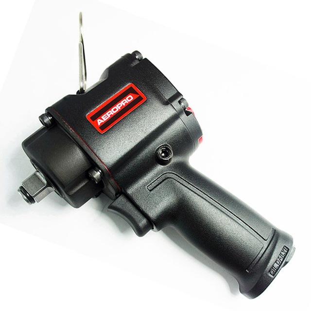 Pneumatic Impact Small Wrench 1 2 Gun Air Pressure Tool Torque 200ft Lb