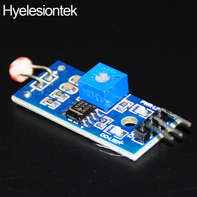 Photoresistor Diy Circuits In Sensors Sensor Module light Switch Detector Electronic Arduino Us0 Light For Optical 87 Board 9Off oerdxBWC