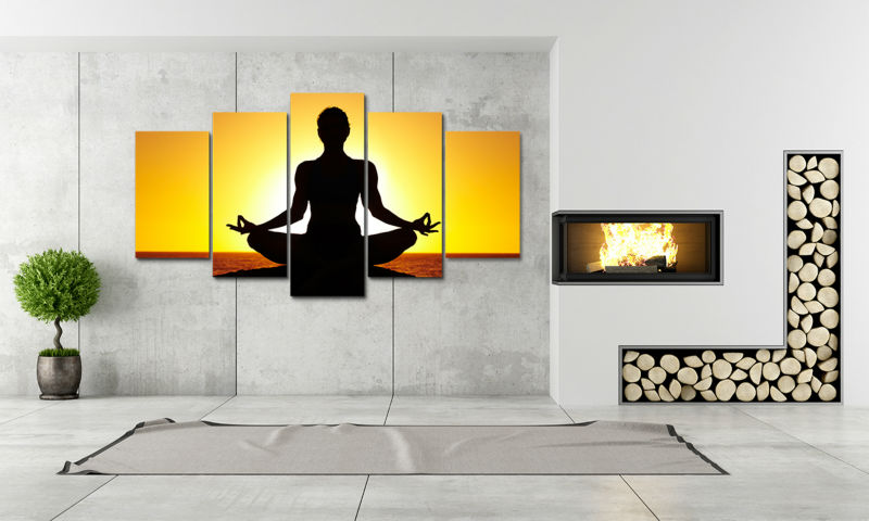 Yoga Wall Art compare prices on yoga wall art- online shopping/buy low price