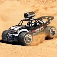 1:16 scale 2.4G High Speed Remote Control RC car BG1516 WIFI FPV racing car with camera buggy off load car hz