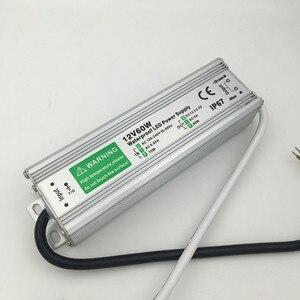 50 Вт 60 Вт 80 Вт 100 Вт 150 Вт светодиодный трансформатор питания водонепроницаемый IP67 переключатель драйвера 220 В 110 В до DC12V для фонарь для наружн...