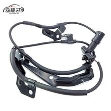 ABS Wheel Speed Sensor MN102573 For Mitsubishi L200 Triton Pajero Montero Sport Challenger high quality alternator for mitsubishi l200 pajero a003t07483 a3t07483 md162964