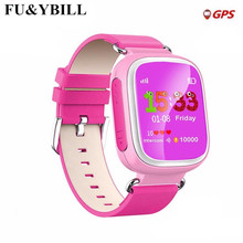 Fu Y Bill Q80 Children s GPS Positioning Smart Phone SOS Watch 1 44 Inch Color