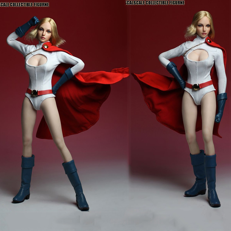 1/6 Head Carving Model Clothing Model Set SUPER& DUCK TOYS Accessor Fit for 12 inches ACPLAY PH Jiaodoll body Figure