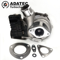 GTB2260VZK 812971 798166 турбо зарядное устройство BK3Q 6K682 RC BK3Q6K682RC турбина для Ford Ranger 3,2 TDCI 147Kw 200HP Duratorq 2011