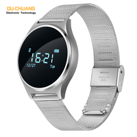 Men Smart Watch Fashion Sport Touch Screen Watches Chronograph Digital Wristwatches Blood pressure Heart Rate Monitor Calorie