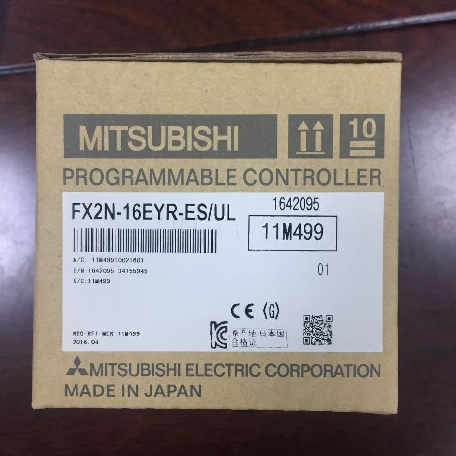 FX2N-16EYR-ESUL FX2N-8ER-ES/UL FX2N-8EX-ES/UL   PLC module FX2N-16EYR-ESUL FX2N-8ER-ES/UL FX2N-8EX-ES/UL   PLC module