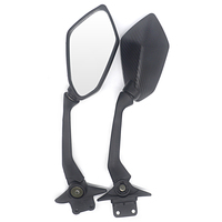 Carbon Fiber Rearview Mirrors Side For Yamaha TMAX 530 Side Rear View Mirror T-MAX 530 TMAX530 2012 2013 2014 12 13 14