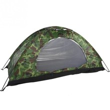 Anti UV Tourist Tent Protection One Person for Camping Hiking Outdoor Sport  Single Layer Pop Up With Beach Bag Tent недорого