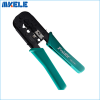 808 376H Crimping Pliers Low Carbon Steel Modular Crimping Tool (190mm) Advanced Network Cable Crimpers Crimping tool Net