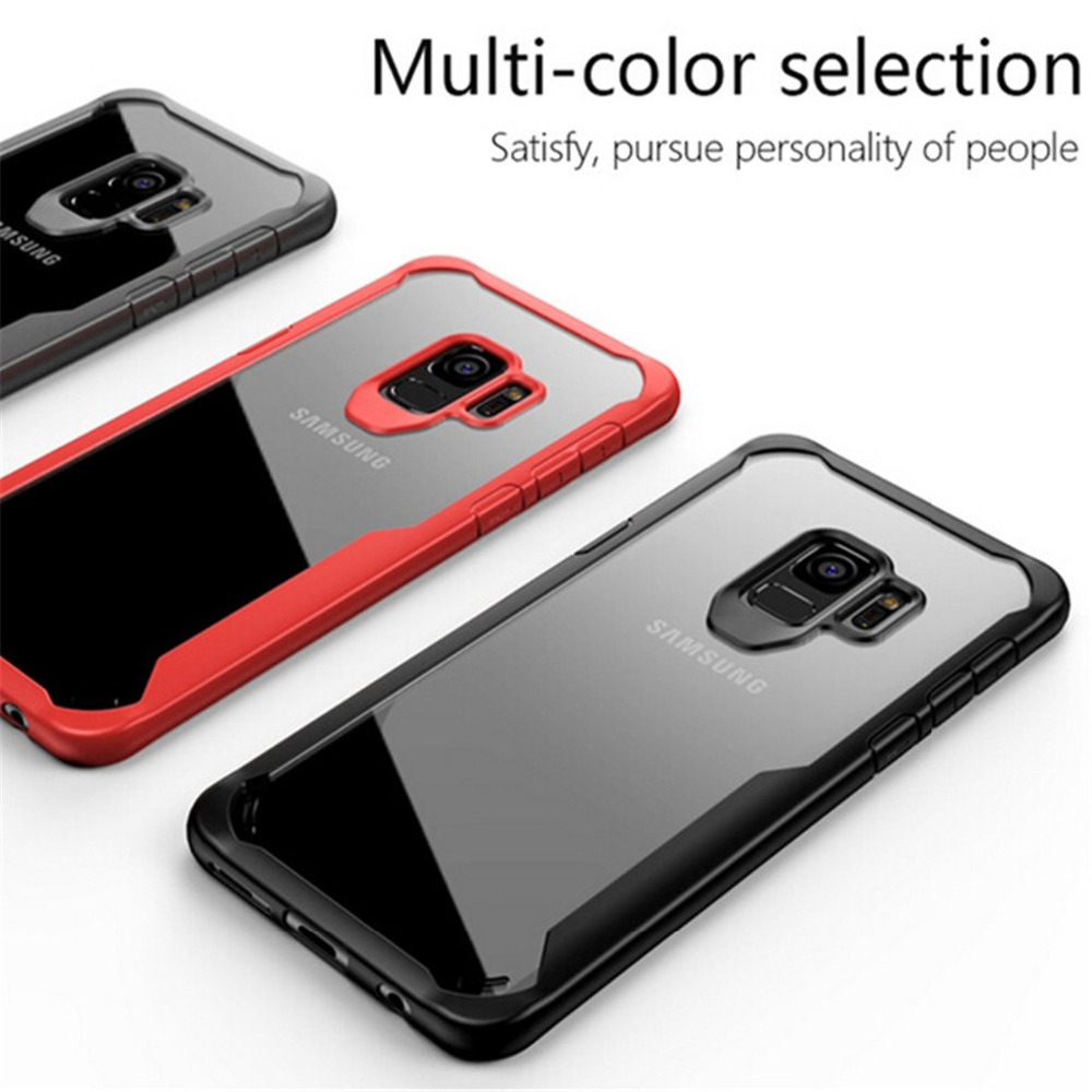 For samusng galaxy s8 case cover samsung galaxy s8 plus note 8 s9 s9 pluscases cover coque phone capa mobile phone 64gb 254gb ...