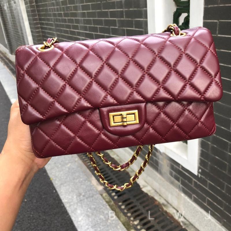 Geldbörsen burgunder Frauen Echt Klassische Designer Handtasche 100 Marke Berühmte Luxus Leder Qualität Runway Wa0373 Schwarzes Mode Weibliche Top qT04vv