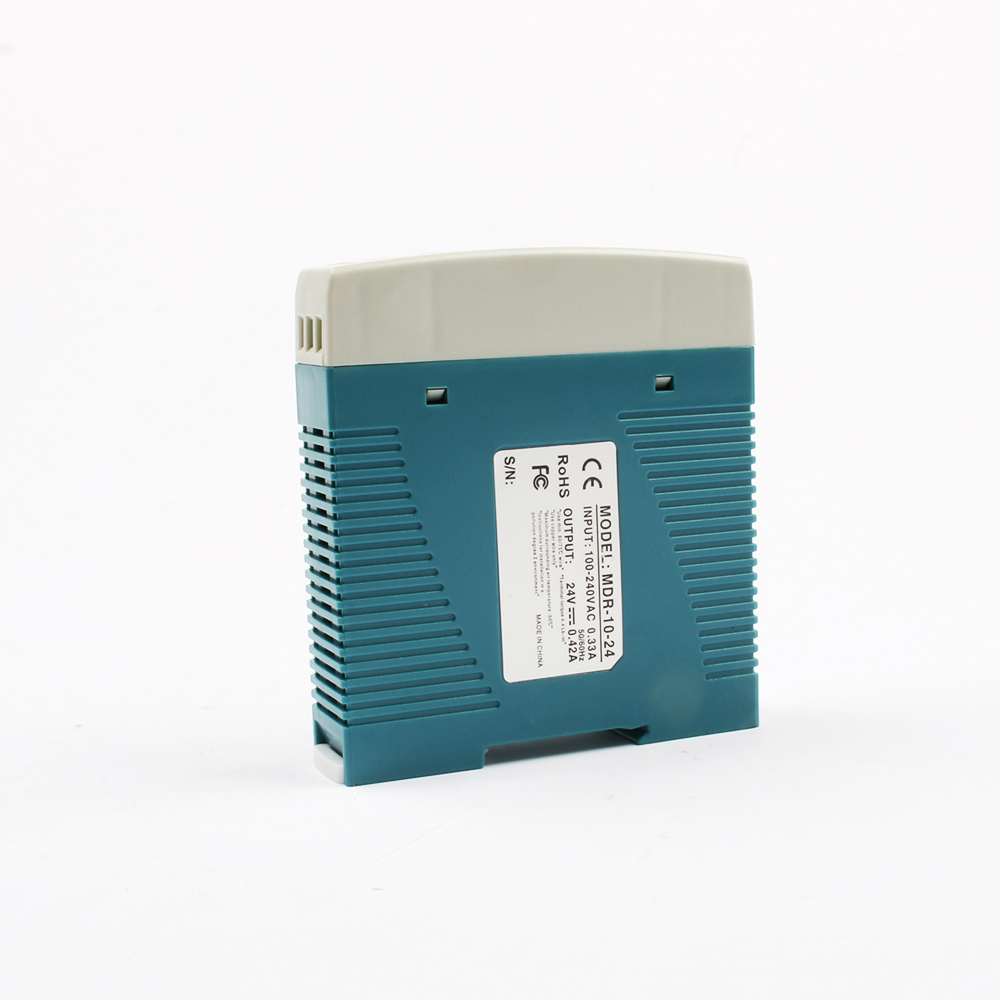 Schaltnetzteil MDR-10 0.4A 24V 10W Din Rail power versorgung ac-dc fahrer AC/DC breite konstante spannung LED streifen 110V 220V