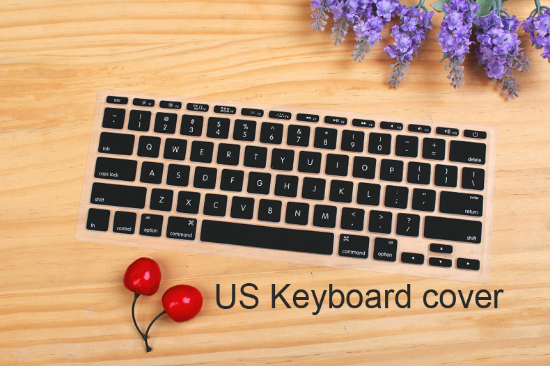 Laptop Hard Shell Case Keyboard Cover LCD Film Screen Protector Set For Apple Macbook Air Pro 11 12 13 15 quot inch Touch Bar 2018 in Laptop Bags amp Cases from Computer amp Office