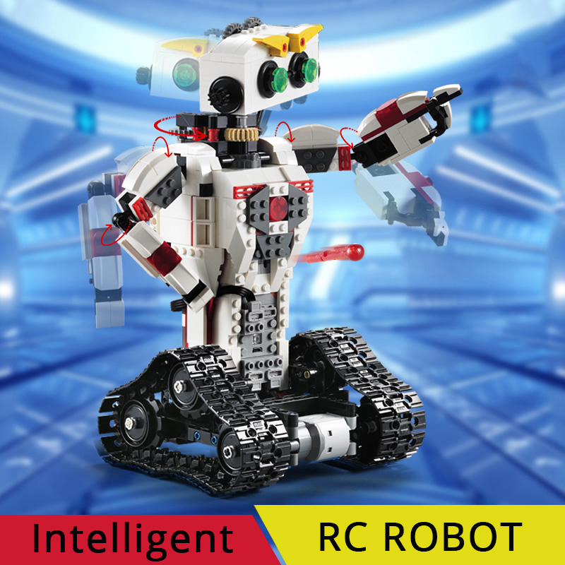 710pcs 2 Style Creative Remote Control RC Robot Building Blocks Motor Power Function Deformation Robots Bricks Fit Legoing Toys 710pcs 2 Style Creative Remote Control RC Robot Building Blocks Motor Power Function Deformation Robots Bricks Fit Legoing Toys