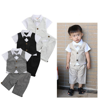 2-10T Toddler Boys Clothes Summer 2019 Boutique Kids Clothing sets Little Boy Clothes Good Quality Sets 1
