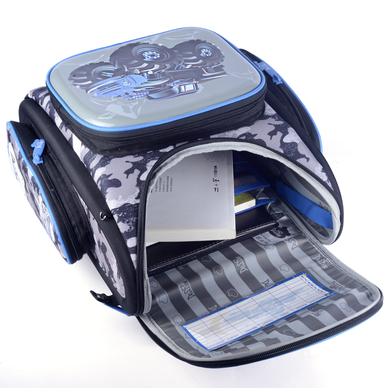 Children School Bags Jeep Off road Vehicles For Boys BackPack Travel  Backpacks For Kids School Backpacks Mochila Infantil Zip-in School Bags  from Luggage ... 3374b585af893