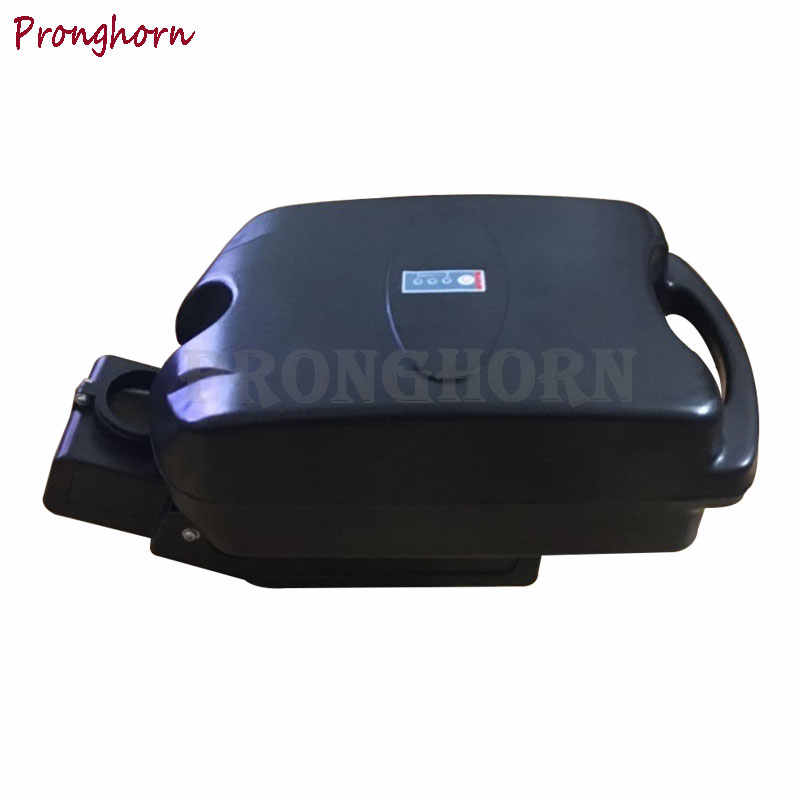 EU US Free Tax 48V 8AH E-Bike Lithium ion Battery for Electric Bike 48V 8AH 500W 750W Power motor with 20A BMS 2A charger