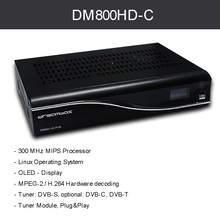 DM800 HD PVR Pvr dvb-c Receptor de Cable cable REV M PVR Receptor de Satélite Digital BL84 SIM2.01 Newdvb 800hd Pro shippng