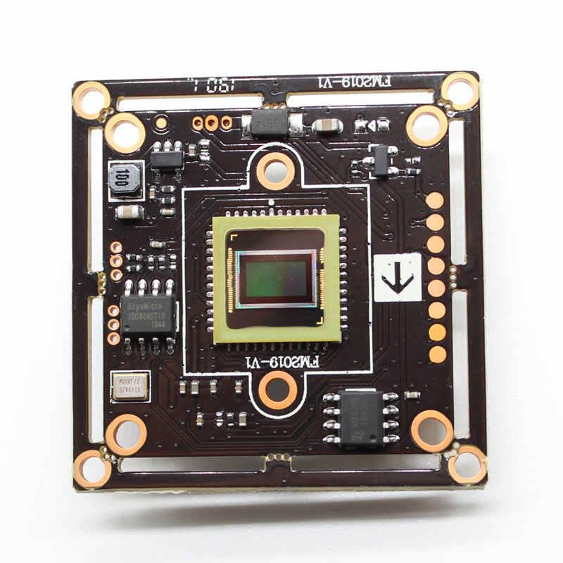 """HD 1080P 2mp 1/2. 9 """"AHD TVI CVI 3 w 1 kamera telewizji przemysłowej moduł CMOS płytka drukowana wsparcie UTC"""