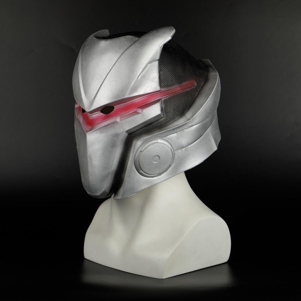 Game Fortniter Omega Mask Drift Cosplay Latex Helmet Omega Halloween Party Dropshipping (19)