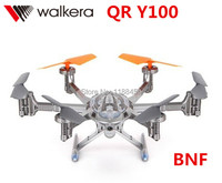 Original Walkera QR Y100 BNF without remote control 6 Axis FPV Hexacopter Drone with Camera IOS/Android System phone Control