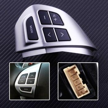 Belerステアリングホイールボリューム音ボタン8701A087フィット用三菱ランサーアウトランダーasx 2007-2011