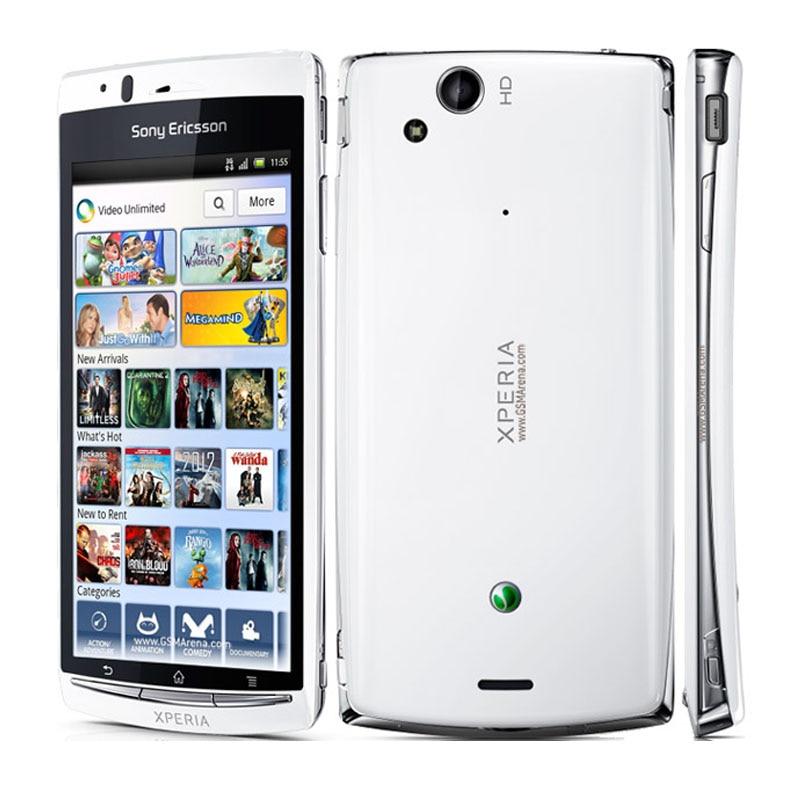 100% Original Sony Ericsson Xperia Arc S LT18i Mobile ...