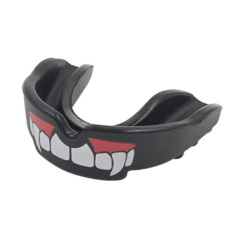Sport Football Basketball Silicone Teeth Protector Adult Mouth Safety Guard Boxing Hockey Karate Mouthguard Инструмент
