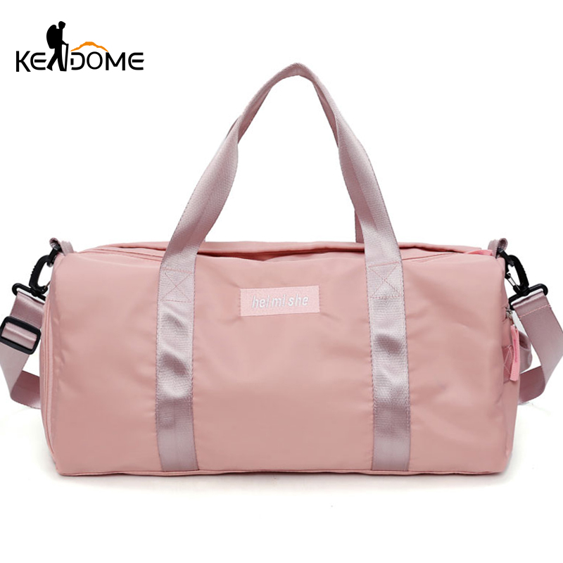 a303f14af328 Top Sports Gym Yoga Bag for Shoes Storage Women Fitness Over the Shoulder  Bags Male Travel