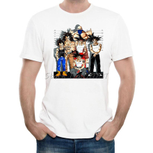 Dragon Ball Z Goku Super Saiyan Casual Men's T-shirt