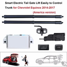 Smart Auto Electric Tail Gate Lift for Chevrolet Equinox 2014-2017 Control Set Height Avoid Pinch With Latch