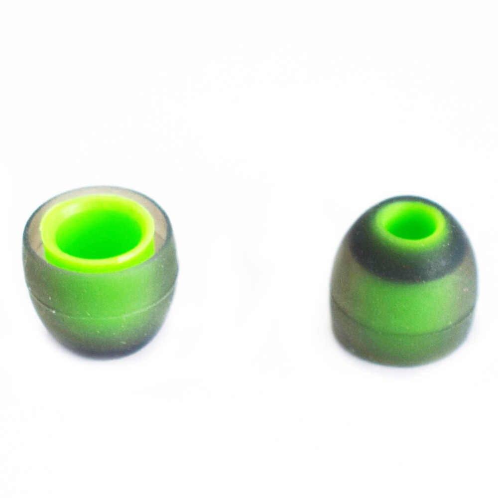 6 Pasang Kecil-Penggantian Earbud Telinga Tips untuk Jaybird Bluebuds X X2 Bluetooth Sport Headphone