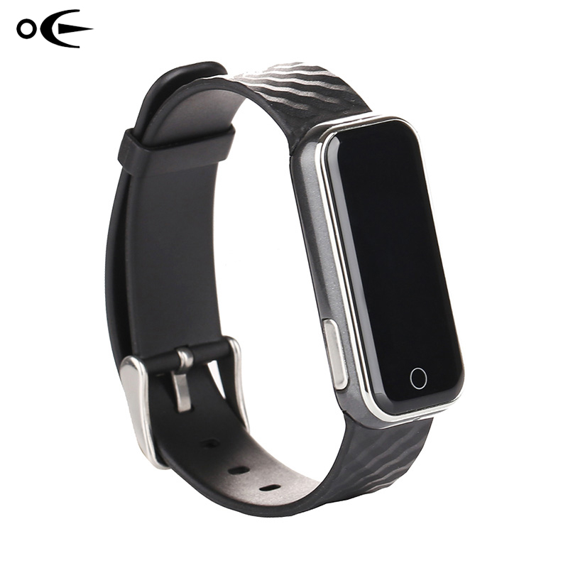 Bluetooth 4.0 Led Smart Watch Heart rate Monitor Men Watch SMS Call Remind Sport Bracelet Clock Wristwatch For iOS Android Phone new curren x4 smart phone watch heart rate step counter stopwatch ultra thin bluetooth wearable devices sport for ios android