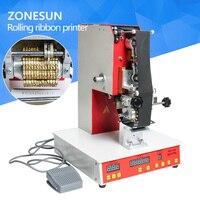 Rolling Ribbon Printer Electric Hot Thermal Printing Machine Number Turning Printer Expiration Code Printer Date Number
