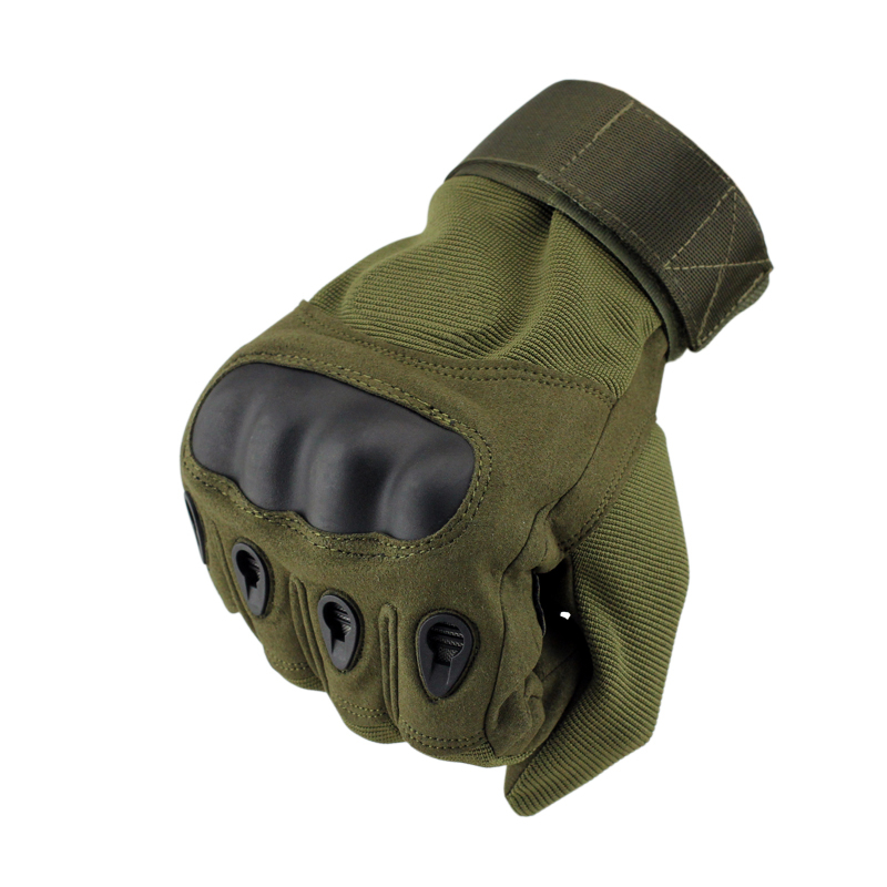 CS Gloves Full Finger Tactical Airsoft Shooting Men's Army Special Forces SWAT Hunter Military Police Anti-Slippery Fiber Glove