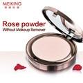 Belleza Rose Planta de Blanqueamiento de Control de Aceite Alegrar Polvo Ocultando Shading polvo suelto para el blanco de la piel bronceada hot en venta MK400