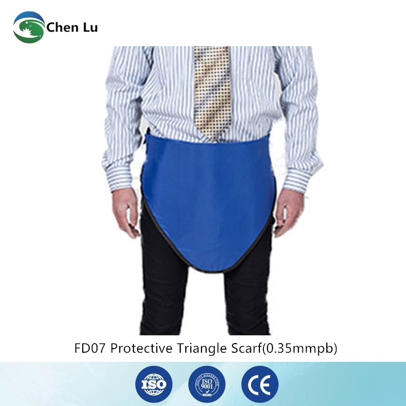 Direct Selling  medical uses of ionizing radiation protective Patient gonadal protection 0.35mmpb lead triangle apronDirect Selling  medical uses of ionizing radiation protective Patient gonadal protection 0.35mmpb lead triangle apron