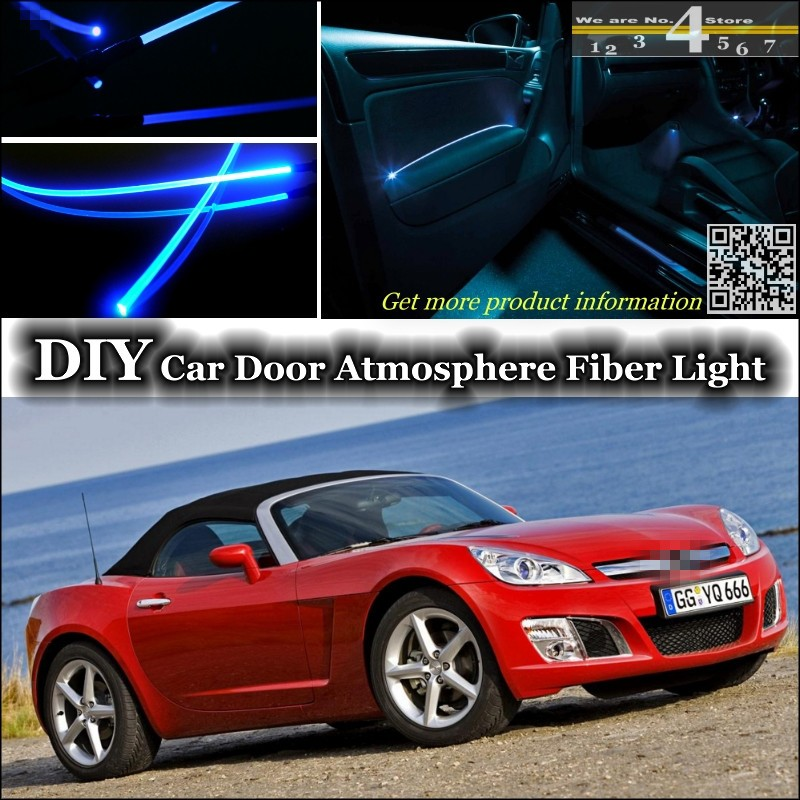 for opel gt for daewoo g2x 2007 2010 interior ambient. Black Bedroom Furniture Sets. Home Design Ideas