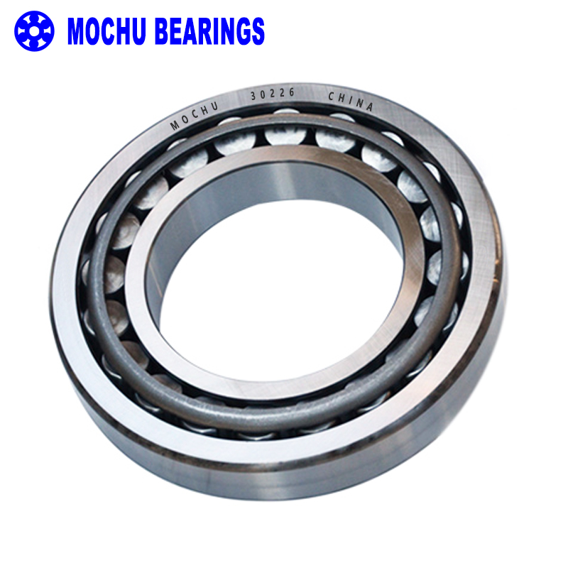 1pcs Bearing 30226 130x230x43.75 30226-A 30226J 7226E Cone + Cup High Quality Single Row Tapered Roller Bearings
