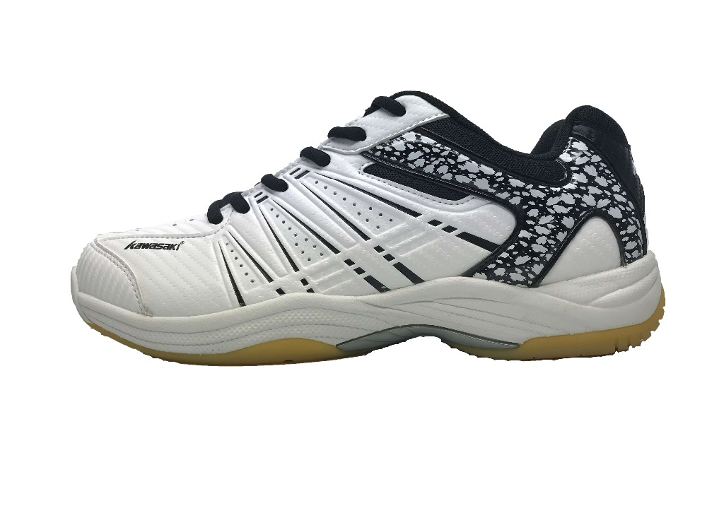 Kawasaki Professional Badminton Shoes 17 Breathable Anti-Slippery Sport Shoes for Men Women Sneakers K-063 13