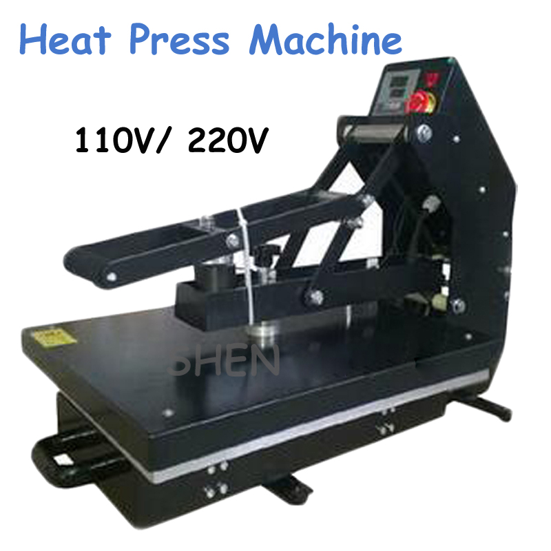 1pc 1400W Pull Type Magnetic Semi Automatic font b Heat b font font b Press b