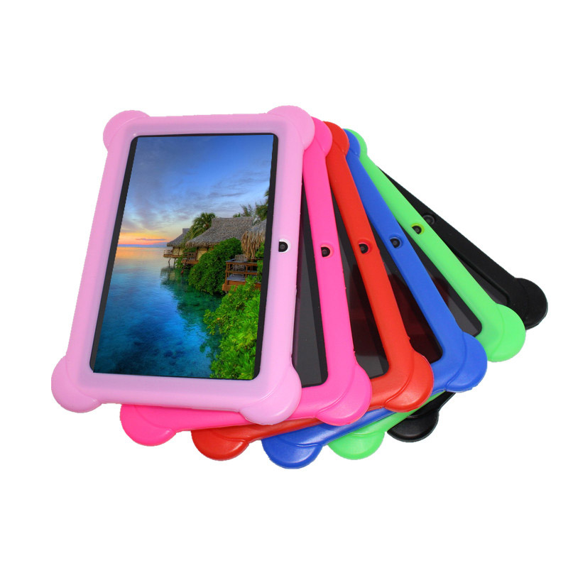 Kids Study game Tablet PC 7 Quad Core Android 4 4 Allwinner A33 google player wifi