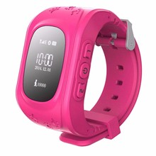 GPS smart font b watch b font Tracker Waterproof font b Watch b font For Kids