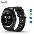 Lemado GW08 Bluetooth smart watch шагомер сна трекер Наручные Часы для android IOS смартфонов