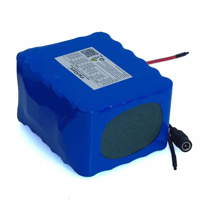 Image 4 - 24 V 10 Ah 6S5P 18650 Battery Lithium Battery 24V Electric Bicycle Moped / Electric / Li ion Battery Packing+25.2V 2A Charger-in Battery Packs from Consumer Electronics