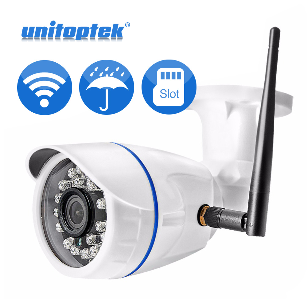 Wireless IP Camera Outdoor HD 720P 960P 1080P Home CCTV Security Camera Night Vision Onvif Wi-Fi IP Cam TF Card Slot APP CamHi