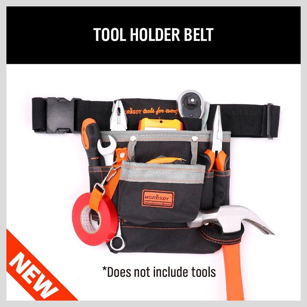 SEDY Bolsas para herramientas de electricista de alta calidad 8 - Almacenamiento de herramientas - foto 2